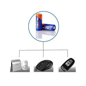 Image 3 - Bateria alcalina 8f10r k23a l1028 23a a23 v23ga mn21 23a 12 v baterias primárias e secas para lâmpada 24 pces pkcell 12 v 23a bateria alcalina