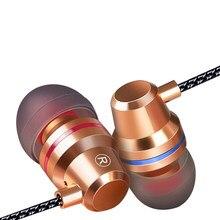 Kopfhörer EHS64 Headsets Mit Gebaut-in Mikrofon 3,5mm In-Ohr Verdrahtete Kopfhörer Für Smartphones mit freies geschenk