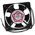 120x120x38 мм 5 лопастей металлический каркас осевой вентилятор охлаждения AC 220/240V 0.14A 22W