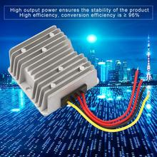 5A AC 24V to DC 24V Power Supply Converter Module adjustable Power Converter Adapter Large Aluminum Shell