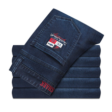 TACE7SHARK jeans men 2019 Autumn winter thick new fashion comfort high quality e