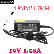 19V 1.58A Laptop power Supply For HP Compaq Mini 110 110C 210 700 730 110c-1000 1000 1100 110-1000 1130CM 1132TU adapter