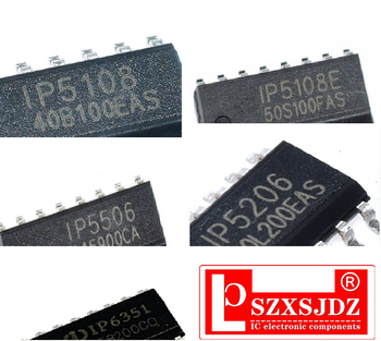 1pcs/lot IP5108 IP5108E IP5206 IP5506 IP6351 SMD ESOP16/SOP16 New original image