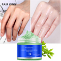Зеленый чай увлажняющий воск для рук отбеливающая маска для рук восстанавливающая отшелушивающие мозоли пленка против старения крем для л...