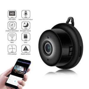 Image 2 - Hd 1080 Hd Mini Wifi Camera Draadloze Videcam Home Security Ir Cctv Camera Nachtzicht Bewegingsdetectie P2P Babyfoon v380