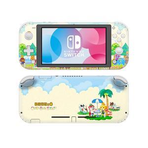 Image 5 - Pegatinas protectoras de Animal Crossing para Nintendo Switch, pegatinas protectoras de vinilo para consola Nintendo Switch Lite NS
