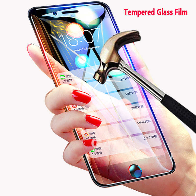 2PCS Full Tempered Glass For Samsung galaxy S7 Edge S7Edge S 7 Curved Screen Protective Glass Front Film Protector on 9h