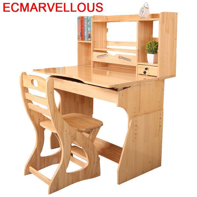 Pupitre Estudiar Tafel Estudar Tableau Tisch Cocuk Masasi Estudo Infantil Wooden Escritorio Mesa Desk Enfant Kids Study Table