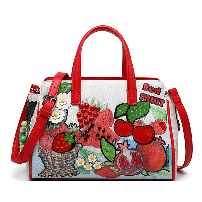 Designer Women Pu Leather Handbag Fashion Ladies Small Shoulder Bag High Quality Crossbody Bags For Women Casual Female Tote Bag