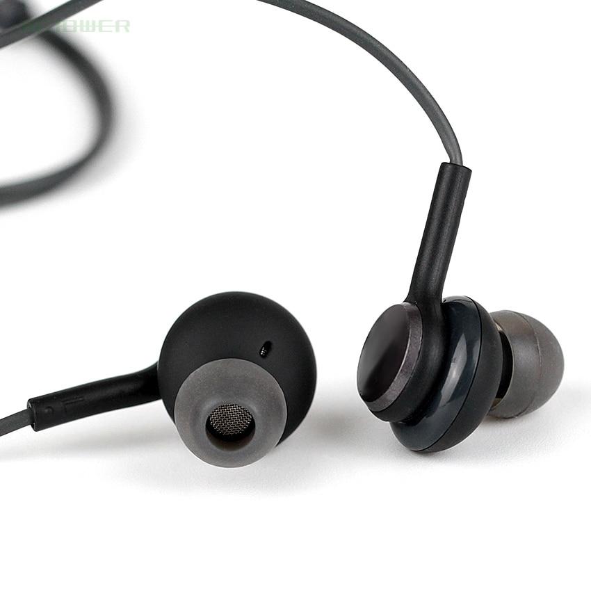 ouvido com controle alto-falante com fio 3.5mm
