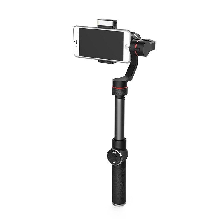 Estabilizador de Vídeo de Três Hand Held Eixos Cardan Smartphone v5