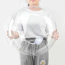 5 pçs 18 20 24 36 polegada transparente balão bobo claro balão de hélio festa de aniversário do casamento decoração adulto crianças brinquedo favor globos