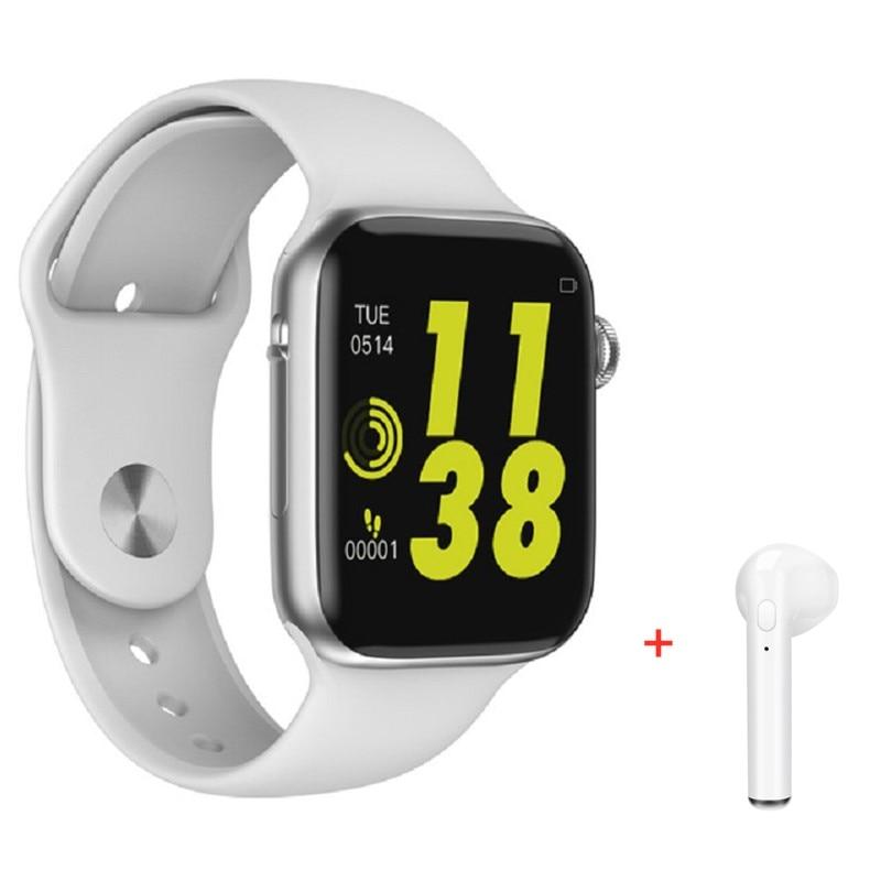 IWO 10 W34 Bluetooth Call Smart Watch ECG Heart Rate Monitor Smartwatch Men Women for Android Apple PK IWO MAX IWO 8 12 13 Watch