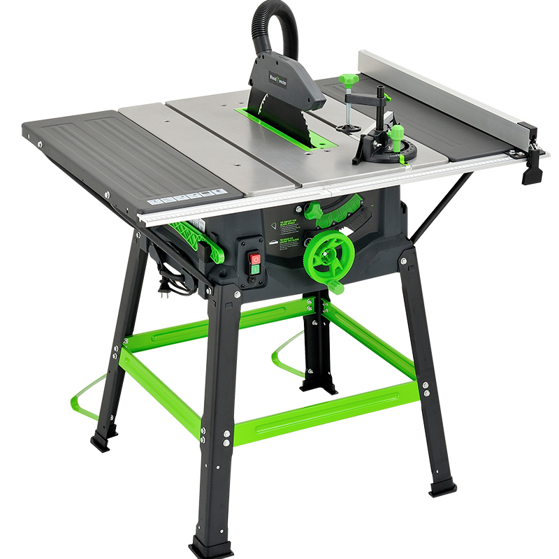 10 Inch Woodworking Multifunctional Table Saw Cutting Machine Cutting Iron Plate Plastic Aluminum Profile Panel Saw Miter Saw