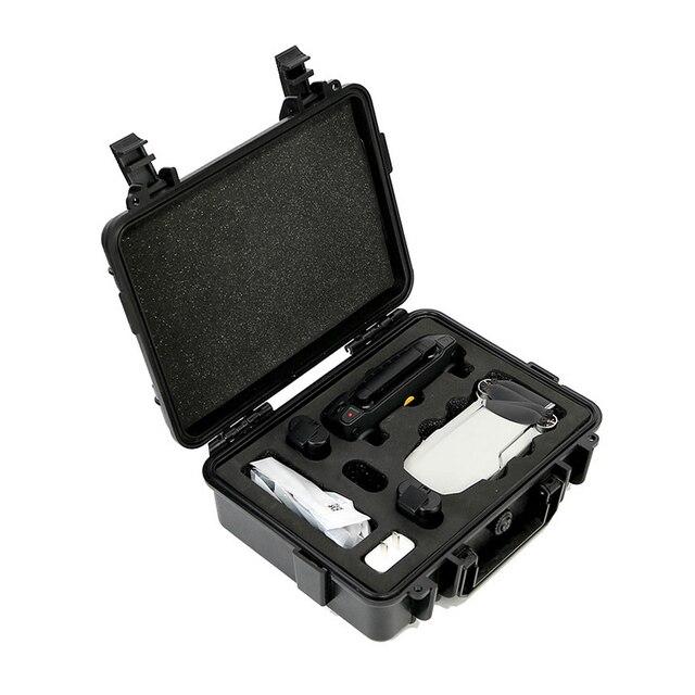 עמיד למים Hardshell תיבת לdji Mavic מיני Drone אחסון תיק הגנת מקרה נייד נשיאה עבור DJI Mavic מיני אביזרים