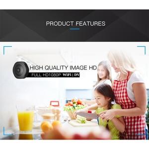 Image 5 - H6 1080P מיני מצלמה Wifi ספורט אבטחת בית מצלמה ראיית לילה אלחוטי מעקבים מצלמה Motion Dvr מיקרו מצלמה קטנה