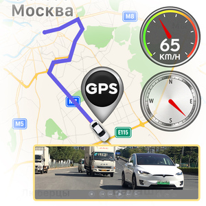 Image 3 - JADO D330 Car DVR Camera WIFI Speed N GPS coordinates 1080P HD Night Vision Dash Cam 24H Parking Monitor