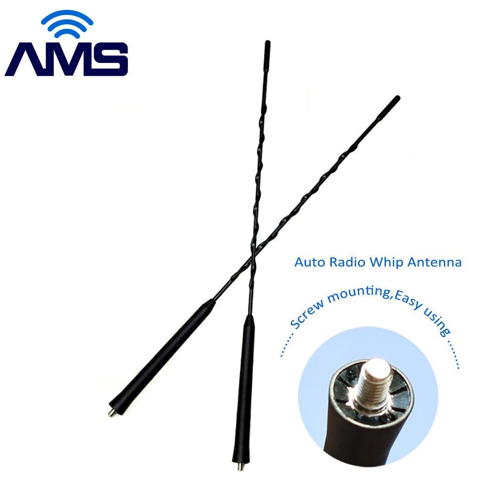 "18/"" AUTO AM FM Radio Antena Antena De Señal Booster Para BMW Mazda 5 6 Toyota VW"