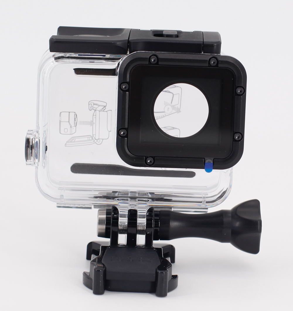Gopro AADIV-001 Super Suit with Dive Housing for HERO7 /HERO6 /HERO5 , Clear, One Size 2