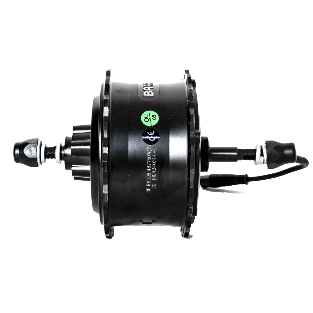 Freies verschiffen bafang 48V750W hinten fett bike motor mit 175mm öffnen größe