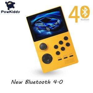 Image 4 - POWKIDDY A19 باندورا صندوق أندرويد Supretro وحدة تحكم بجهاز لعب محمول IPS شاشة مدمج 3000 + ألعاب 30 ثلاثية الأبعاد ألعاب جديدة واي فاي تحميل