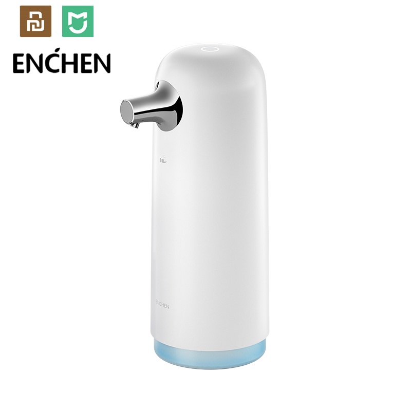 2020 Youpin ENCHEN Automatic Induction Soap Dispenser Non-contact Foaming Washing Cleaning Hands Machine IPX4 For Home Office