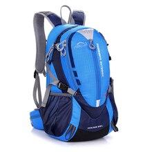 Водонепроницаемый альпинистский рюкзак, ранец 25 л для спорта на открытом воздухе, для путешествий, кемпинга, пешего туризма, для женщин и мужчин