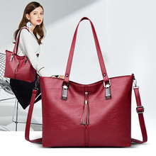 Lux Women Casual Tote Handbag Female bag PU Leather Big Size Large Capacity Bolso Grande Mujer croquera dibujo Lady Shoulder Bag