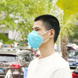 1pcs 마스크 KN95 KF94 Anti Mask N95 Safety Protective Mask 95% Filtration Anti Dust FFP2 Gas Mask Send within 24 hours 4