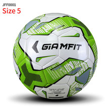 цена Professional PU Premier Football Size 4 Size 5 Soccer Ball Sports Training Match Ball futbol bola онлайн в 2017 году