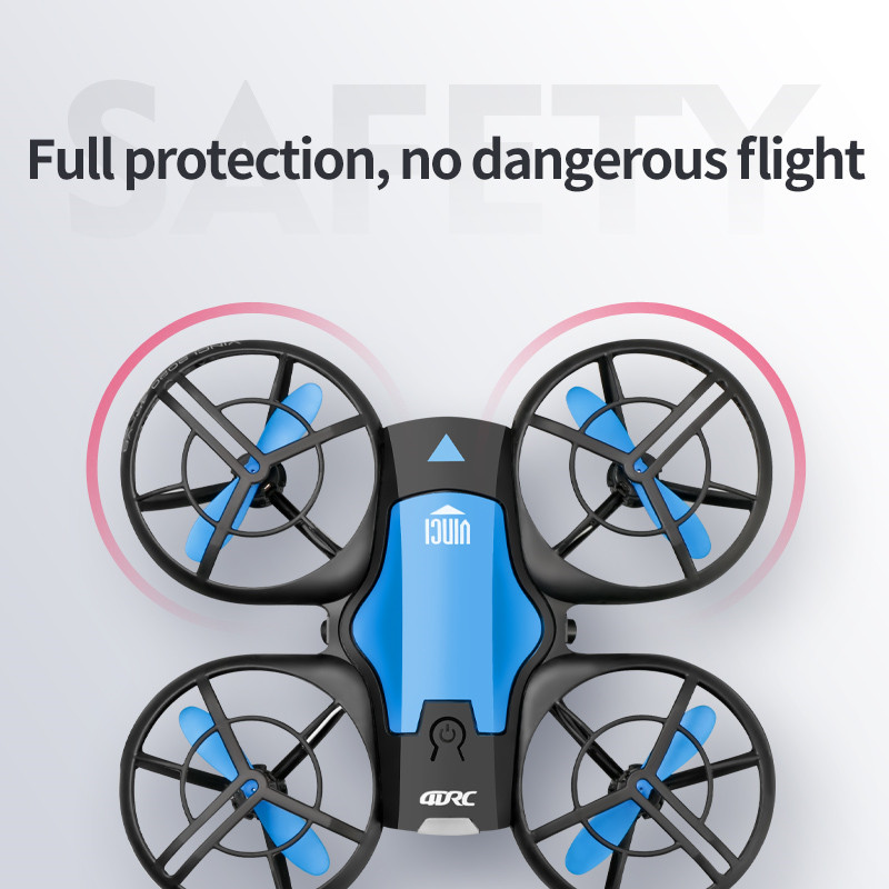 V8 New Mini Drone 4K 1080P HD Camera WiFi Fpv Air Pressure Height Maintain  Foldable Quadcopter RC Dron Toy Gift 5