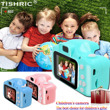 TISHRIC Mini Digital Children's Camera 1080P Kids Educationa