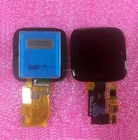 Fitbit versa smartwatch fb504 fb505 용 백라이트가있는 새로운 터치 lcd 디스플레이 화면