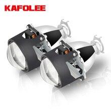 Projector-Kit Lenses Headlight Car-Lights-Accessories HB4 Bi-Xenon H11 H7 9005 HB3 Auto