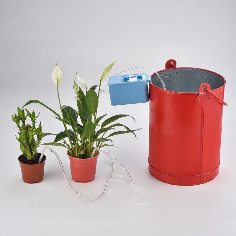 Водяной насос Капельное орошение время Открытый цветы Завод полива таймер контроллер для сада автоматическая система орошения сада