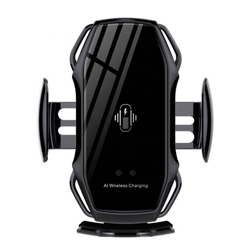 <font><b>10W</b></font> QI Wireless Charging for Samsung Galaxy S10 S9 S8 S6 S7 Edge Car Phone Holder for IPhone X XS MAX XR 8 Plus Wireless <font><b>Charger</b></font> image