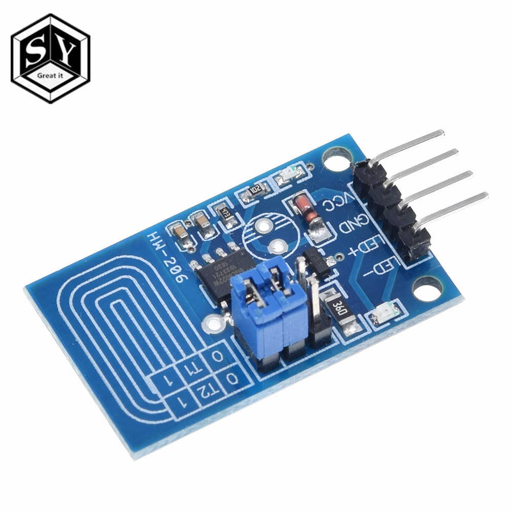 Électronique intelligente capacitif tactile gradateur pression constante gradation en continu PWM panneau de commande type LED gradateur module de commutation