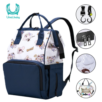 Umaubaby Mummy Diaper Bag Maternity Nappy Bag Multifunction Large Capacity Baby Bag Travel Backpack Nursing Bag for Baby Care baby diaper bag mummy maternity backpack changing nappy bag large capacity multifunction outdoor travel bag for baby care