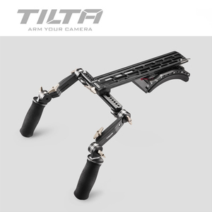 Image 2 - Tilta TT 0506 15mm/ 19mm shoulder mount system with front handgrip handle kit for Scarlet/ RED ONE MX/ AlEXA MINI camera rig