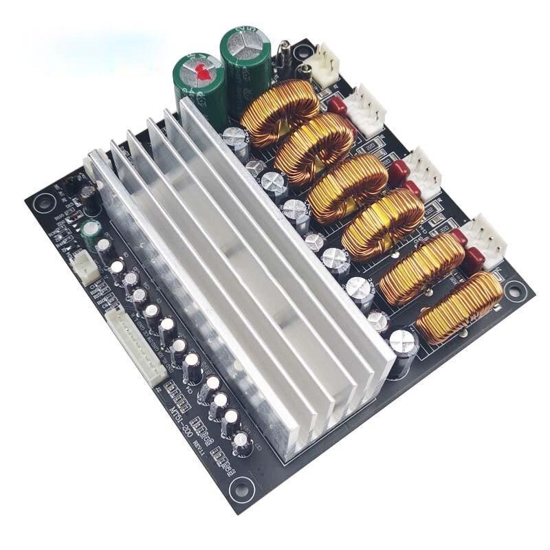 Placa amplificadora de potencia TDA8954 5,1, Subwoofer envolvente de 220W x 6, amplificador de Audio, novedad