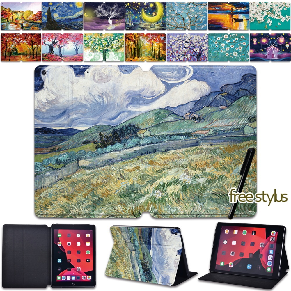 Новый кожаный чехол-подставка для IPad Mini 12345/iPad Pro 9,7/10,5/11 дюймов/iPad Air 1/2/3/iPad 234/ipad 5/6/7/8 поколения-0