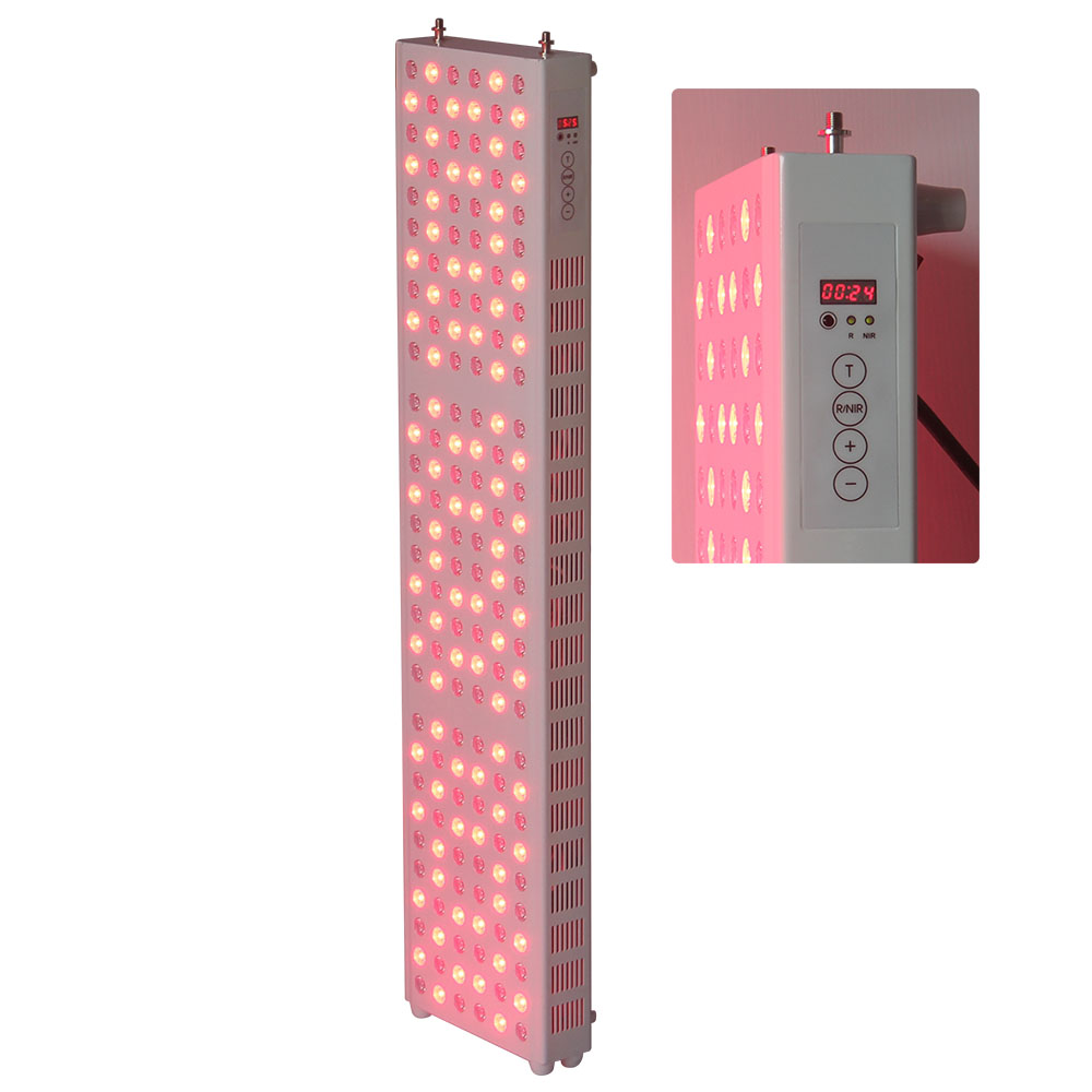 Free Shipping Red Light Therapy Time Countdown Display 850nm 660nm Professional Low Emf Led Light Therapy