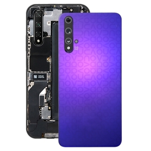Image 2 - Nova 5T Battery Back Cover with Camera Lens Cover for Huawei Nova 5T Mobile Phone Replacement Parts