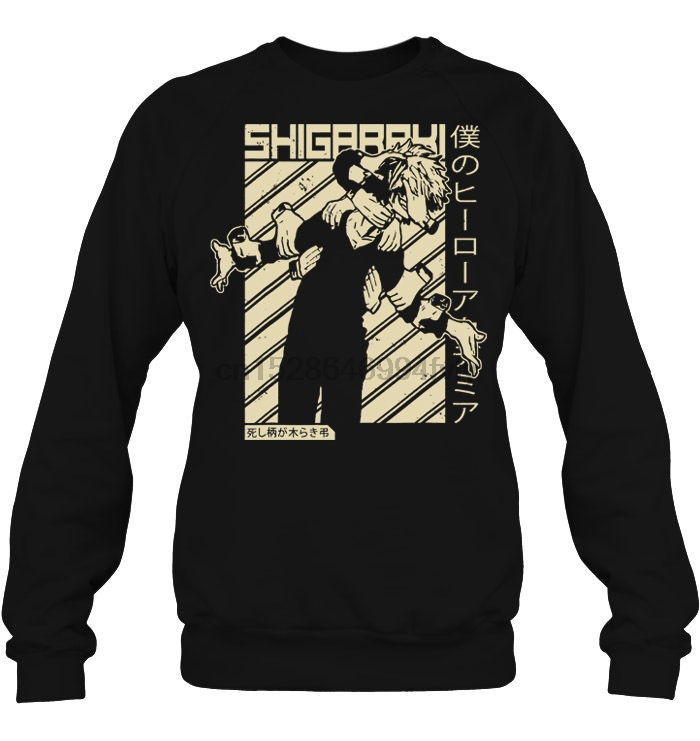 Tomura Shigaraki Poster Version Women Streetwear Men Women Hoodies Sweatshirts