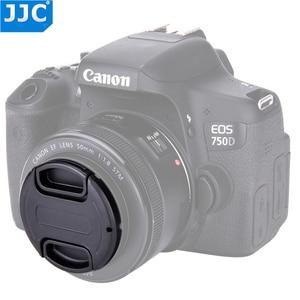 Image 1 - JJC מצלמה מגן 27/28/30/37/39/40.5/43/46/49 /52/55/58/62/67/72/77/82/86/95 /105mm מכסה עדשה עבור Canon/ניקון/סוני/פוג י/אולימפוס