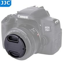 JJC Camera Protector 27/28/30/37/39/40.5/43/46/49/52/55/58/62/67/72/77/82/86/95/105mm Lens Cap for Canon/Nikon/Sony/Fuji/Olympus