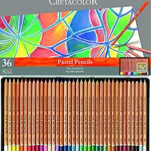 Cretacolor Fine Art-pastel chalk markers, color multicolor 36 Stk