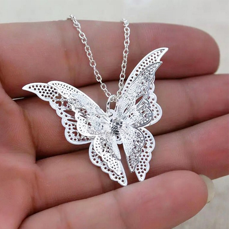 butterfly chain jewelry