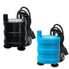 HYS Water Pump DC 5V 150L/h BLDC 12V 200L/h Submersible DC 12 V Volt Pump Brushless Electric Water Pumps Mini DC12V Motor JT-150 jt 1000a3 3000l h 7m high lift mini brushless booster pump 12v dc water pump 24v submersible fountain pump speed controller