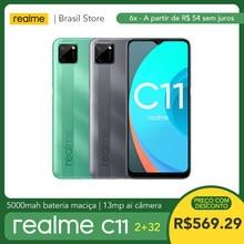 Realme C11 2GB RAM 32GB ROM - 5000 mAh masywna bateria | 6.5